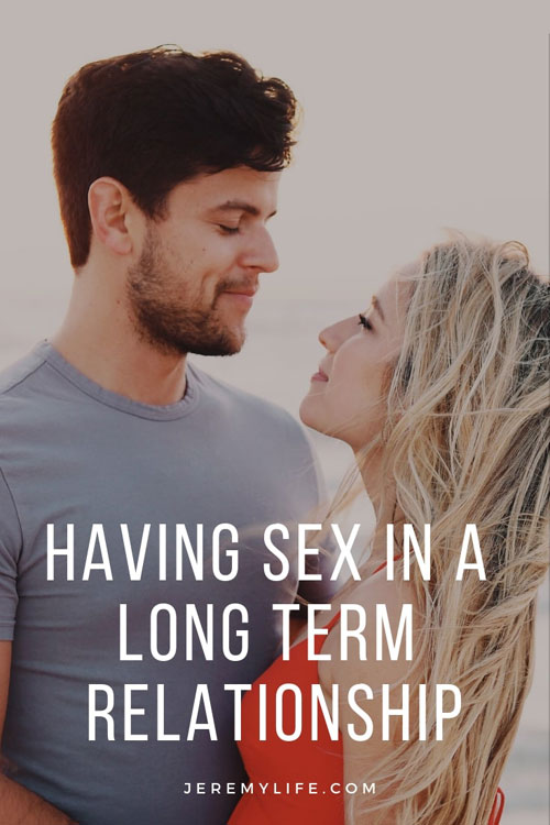 Having Sex In A Long Term Relationship