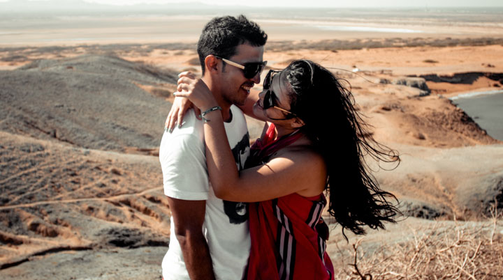 Spark a relationship following simple steps