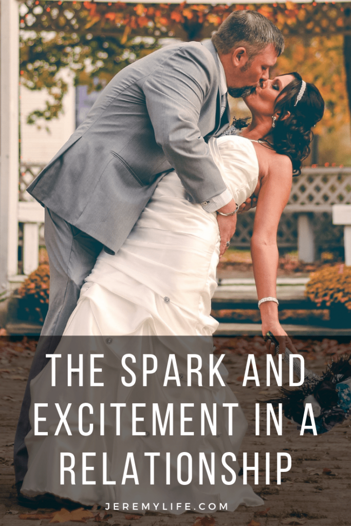 The Spark And Excitement In A Relationship