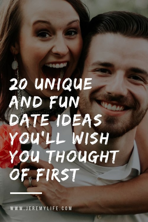 20 Unique And Fun Date Ideas You'll Wish You Thought Of First