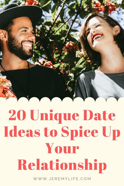 20 Unique Date Ideas to Spice Up Your Relationship