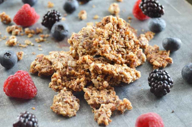 Keto Granola Recipes To Make You Feel Fantastic