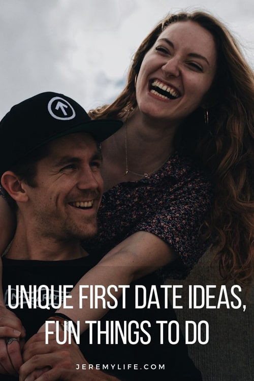 Unique First Date Ideas, Fun Things To Do