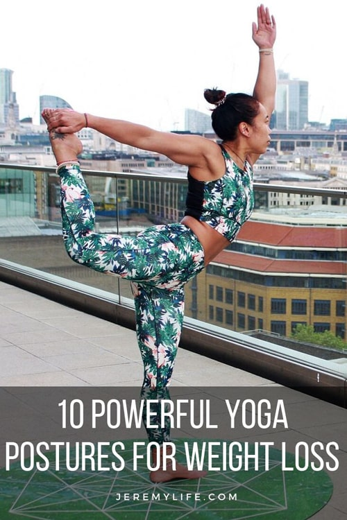 10 Powerful Yoga Postures for Weight Loss