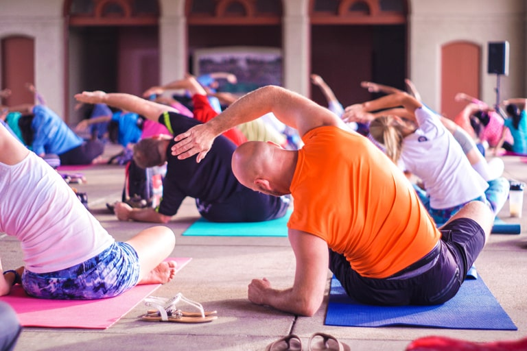 Beginner Yoga Poses are the keys to a healthy lifestyle