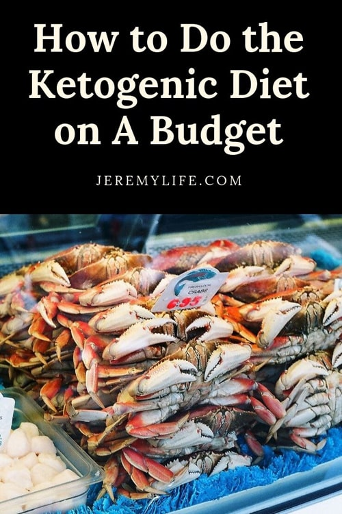 How to Do the Ketogenic Diet on A Budget
