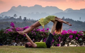 Partner Yoga Poses You Should Try Today