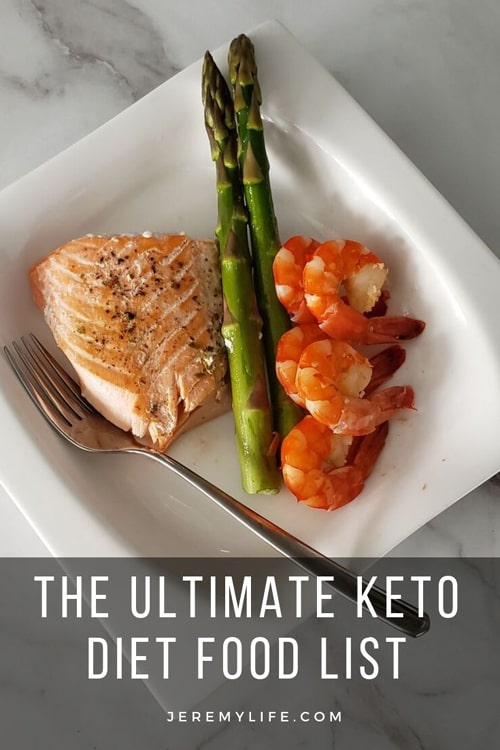 The Ultimate Keto Diet Food List