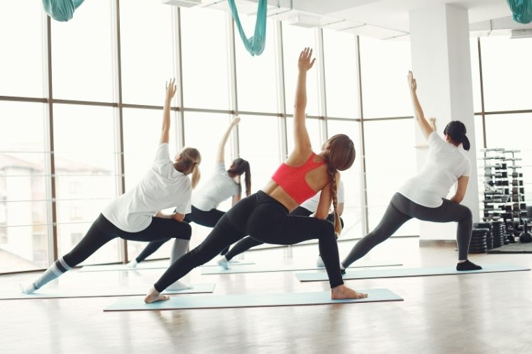 Easy Yoga Poses To Help Lose Weight